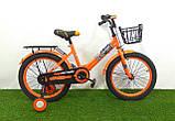 """Детский велосипед 09 18"""", фото 5"""