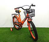 """Детский велосипед 09 18"""", фото 6"""