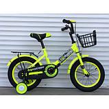"""Детский велосипед 09 20"""", фото 2"""