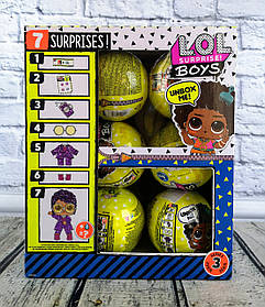 Кукла L.O.L S3 Мальчики 569350 L.O.LSurprise