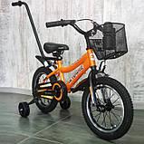 """Детский велосипед Intense 14"""", фото 4"""