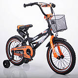 "Дитячий велосипед Hammer 16"", фото 4"