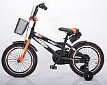 "Дитячий велосипед Hammer 16"", фото 6"