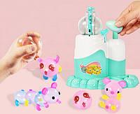 Уникальный конструктор из надувных шаров Oonies 36 шариков, Волшебная фабрика для создания надувных игрушек