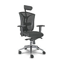 Кожаное кресло руководителя PILOT R HR LE