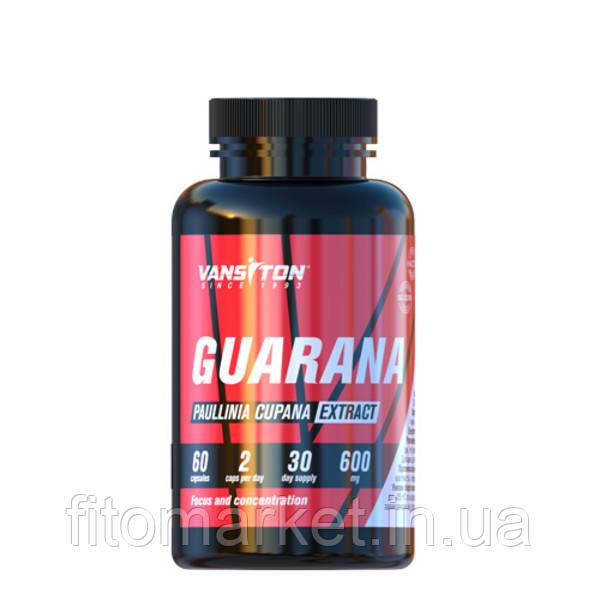 Гуарана капсули №60 ТМ Ванситон / Vansiton