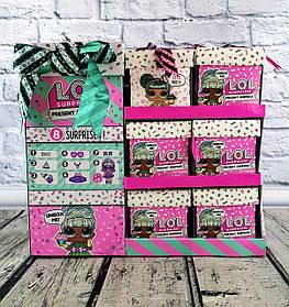 """Игровой набор с куклой L.O.L. Surprise! серии Present Surprise"""" - Подарок"""" 570660 L.O.LSurprise"""