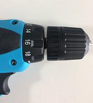 Шуруповерт аккумуляторный Світязь СШЛ 1215-2 Б2, фото 2
