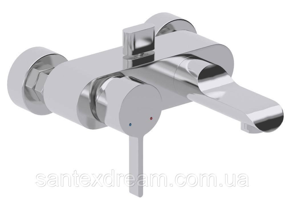 Смеситель Luvio для ванны S951-012
