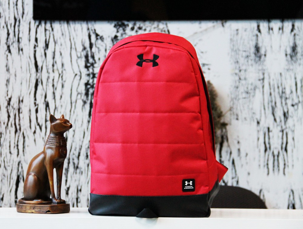 Рюкзак Under Armour red