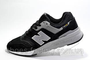 Повседневные кроссовки в стиле New Balance 997H, Black\Gray