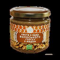 Паста из грецких орехов с медом, 200 гр