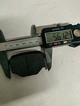 Тормозные колодки для квадроцикла Bashan, ATV, Hummer,  Dinli задние, фото 3