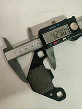 Тормозные колодки для квадроцикла Bashan, ATV, Hummer,  Dinli задние, фото 2