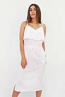 S, M, L   Повсякденне плаття Janise, білий