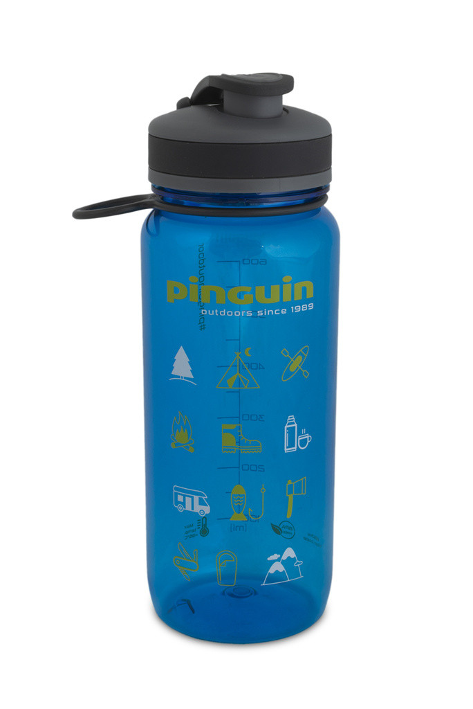 Фляга Pinguin Tritan Sport Bottle BPA-free 0,65 л
