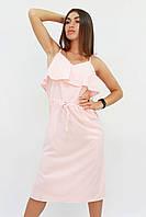 S, M, L   Повсякденне плаття Janise, персиковий
