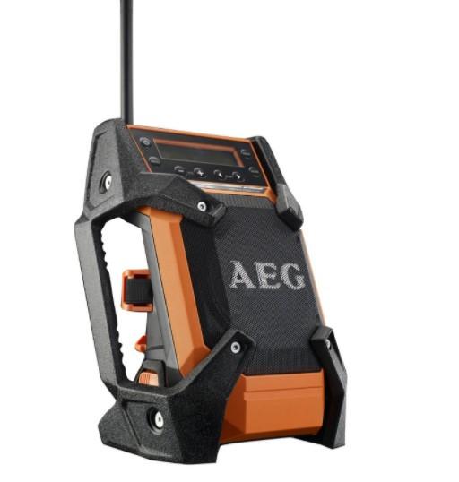 Аккумуляторный радиоприемник AEG BR1218C-0 (4935451539)