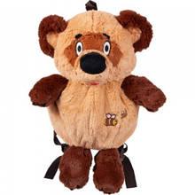 Рюкзак дитячий Stip Молдова для садка для малюків іграшка Вінні Пух