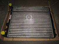 Радиатор охлаждения двигателя Skoda Fabia 1.2 (2001 - 2008 р.в.) VAN WEZEL 76002005