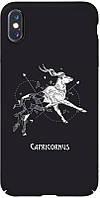 Чехол-накладка TOTO Full PC Print Case Apple iPhone XS Max #166_Capricornus Black #I/S