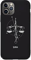 Чехол-накладка TOTO Full PC Print Case Apple iPhone 11 Pro #163_Libra Black #I/S
