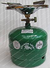 Туристический газовый баллон Пикник 5 литров