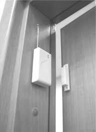 Бездротовий датчик відкриття для сигналізації