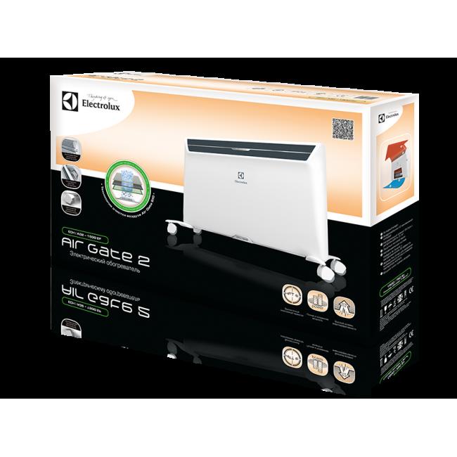 Конвектор Електричний  ELECTROLUX  ECH/AG2 - 2000 MF для обогрева помещений.