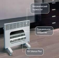 Конвектор Електричний NOIROTCNX-2 1000 для обогрева помещений