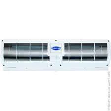 Повітряна теплова завісаOLEFINIKEH-35 V для обігріву приміщення.