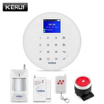 Сигнализация KERUI G17 Android IOS для охраны дома, дачи. гаража.