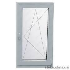 Вікно металопластикове поворотно-відкидне Steko (800 х 1400) ДОСТАВКА ПО УКРАЇНІ БЕЗКОШТОВНО!