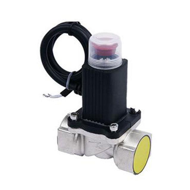 """Електромагнітний клапан G1/2""""(DN15A) для води, газу."""