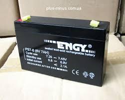 Аккумулятор 6V 5эAh