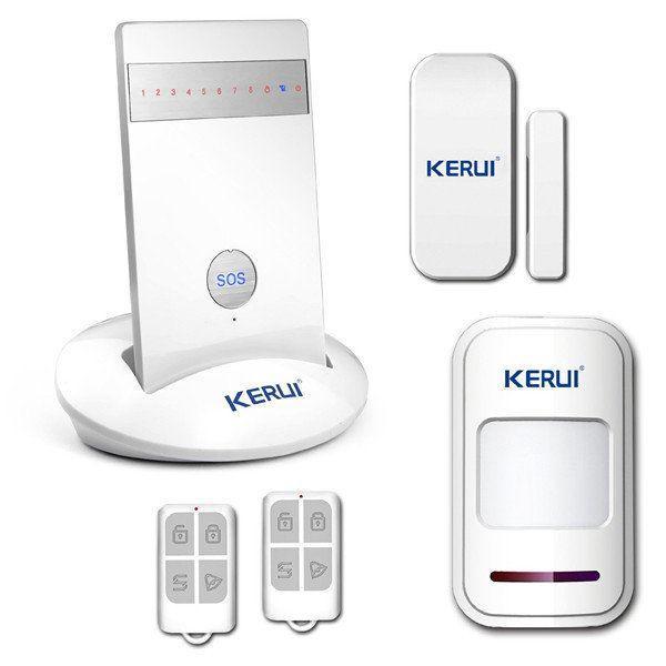 GSM сигнализация KERUI G15 , Security Alarm System АКЦИЯ!