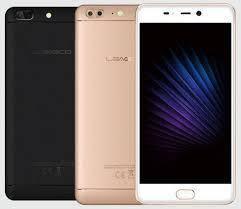 """Смартфон Leagoo T5 золотого цвета Android 7,0; 5,5""""; 4/64 Гб . Телефон. Акция!"""