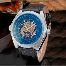 Чоловічі механічні годинники Jaragar Business