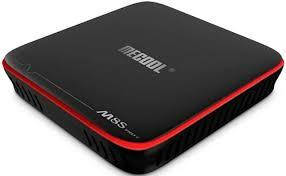 ТВ-приставка M8S Pro W (2/16 Gb), Android TV box медиаплеер