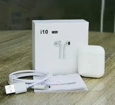 Беспроводные Bluetooth наушники i10 MAX!