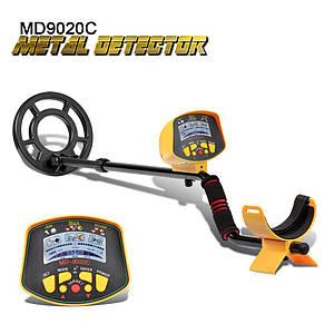Металлоискатель металлошукач  Discovery Tracker MD-9020C ( аналог  ACE 250 ) гарантия 24 Месяца! + батарейки