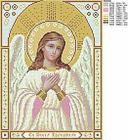 Ангел Хранитель Схема вышивки бисером