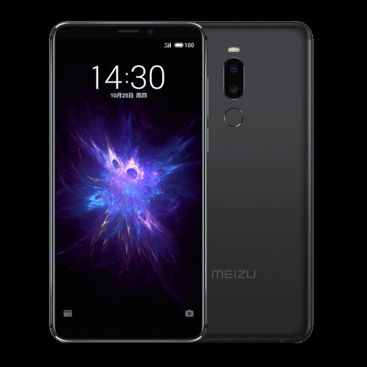 Смартфон Meizu M8 4/64GB Black. Смартфон Meizu M8