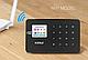 Комплект сигналізації Kerui Wi-Fi W18 для 2-кімнатної квартири чорна! Гарантія 24 місяці!, фото 4