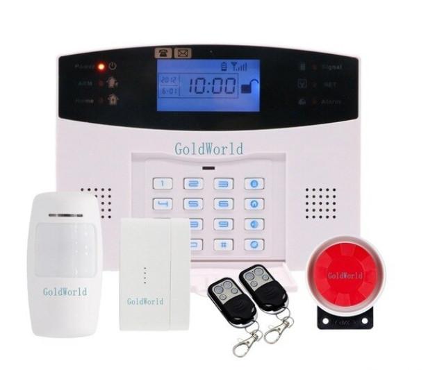 Полный комплект беспроводной GSM сигнализации Kerui PG500 / B2G / GSM30А (комплект standart )! Гарантия 24 мес
