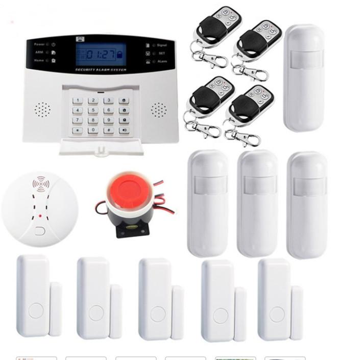 Полный комплект беспроводной GSM сигнализации Kerui PG500 / B2G / GSM30А (комплект 4 standart home)! Гарантия
