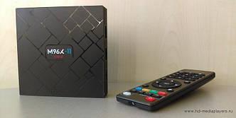TV-Приставка M96X II Mini 2GB/16GB S905X (Android Smart TV Box)