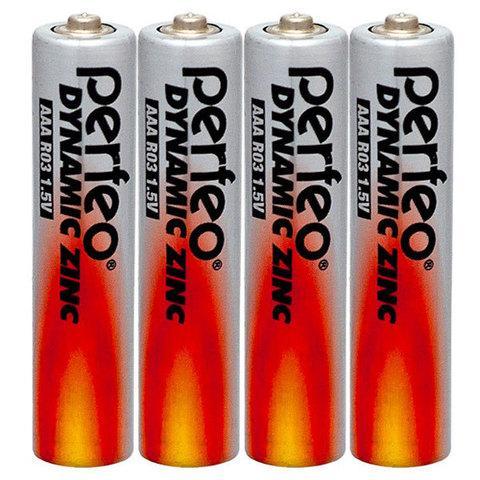 Батарейка Perfeo R03, AAA