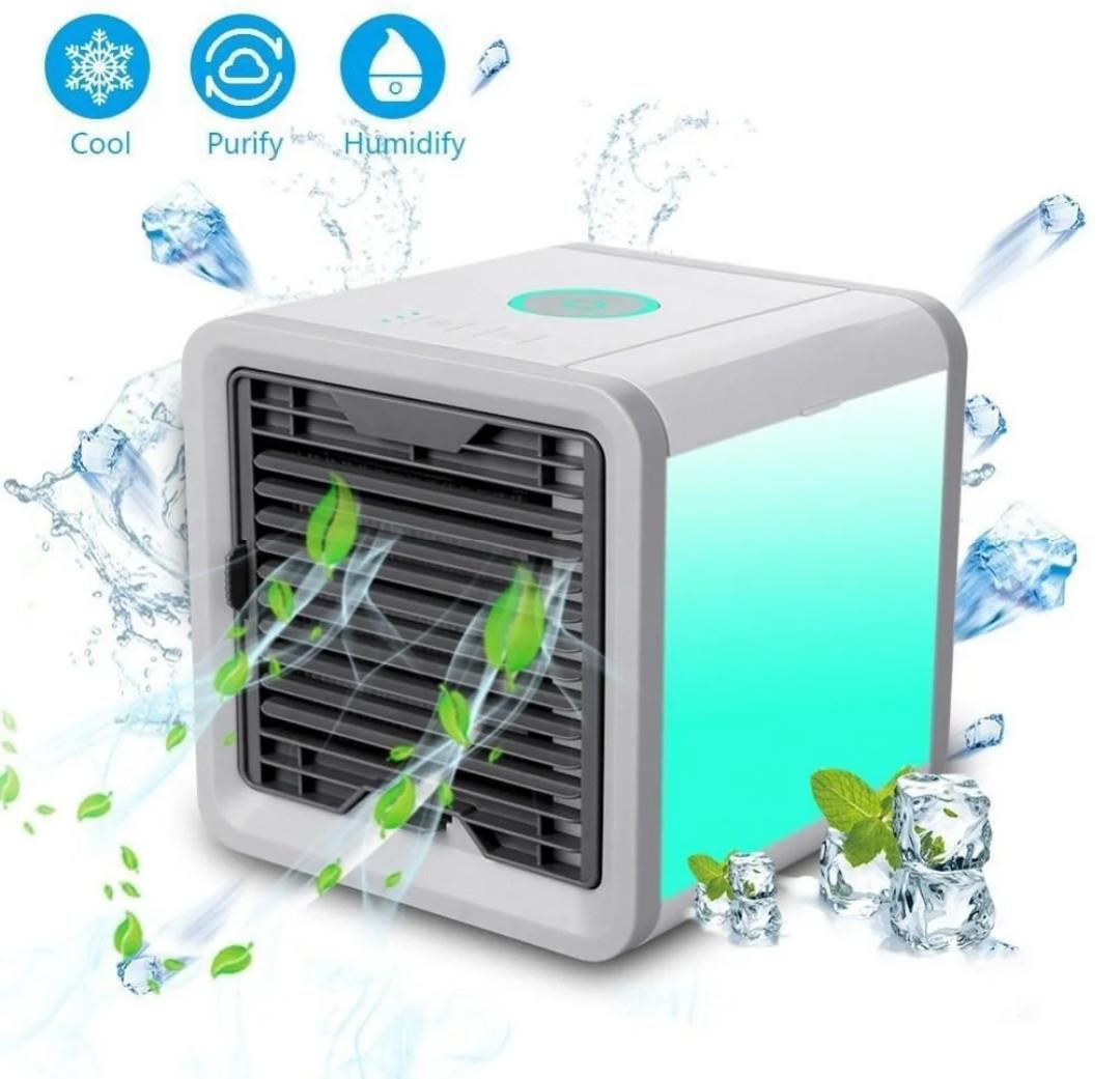 Охолоджувач повітря (Персональний кондиціонер) Air Cooler Новинка сайту