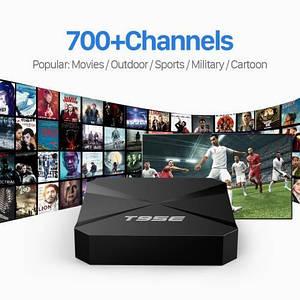 Smart TV приставка Смарт приставка ТВ-приставка T95E 2/8